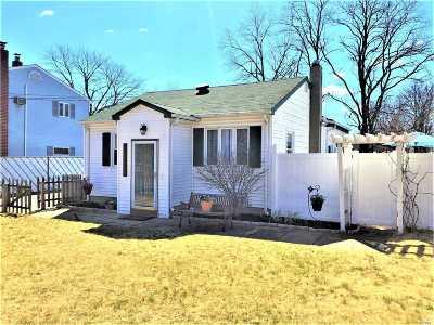 W. Babylon Single Family Home For Sale: 326 17th St