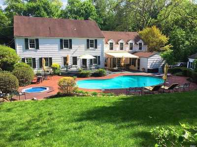 Glen Head Single Family Home For Sale: 37 High Farms Rd