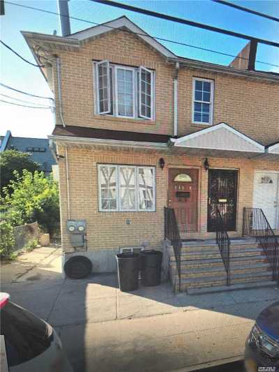Jamaica Multi Family Home For Sale: 145-11 Shore Ave