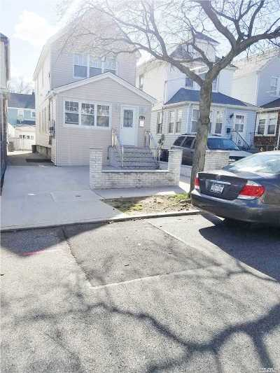 Queens Village Single Family Home For Sale: 89-42 219th St