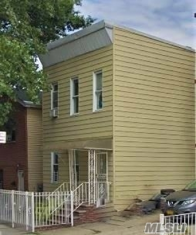 Astoria Multi Family Home For Sale: 42-09 N Astoria Blvd