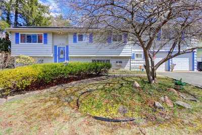 Bay Shore Single Family Home For Sale: 1393 Penataquit Ave