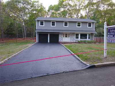 Smithtown Single Family Home For Sale: 57 Sheryl Crescent