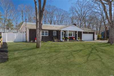 E. Quogue Single Family Home For Sale: 9 Rosebriar Ln