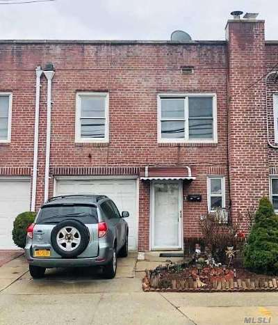 Ozone Park Single Family Home For Sale: 91-14 Sutter Ave