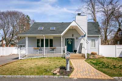 Ronkonkoma Single Family Home For Sale: 125 W 3rd St