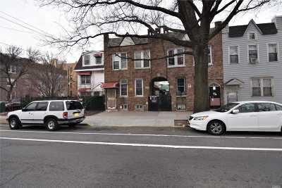 Corona Multi Family Home For Sale: 104-05 34th Ave