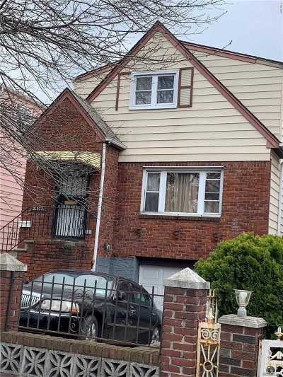 Queens Village Single Family Home For Sale: 223-32 Hempstead Ave