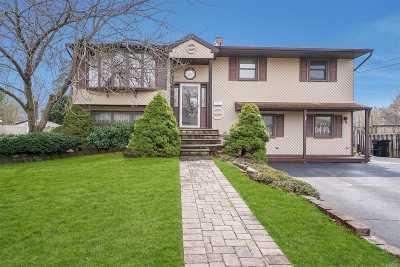 Bay Shore Single Family Home For Sale: 106 Utica St