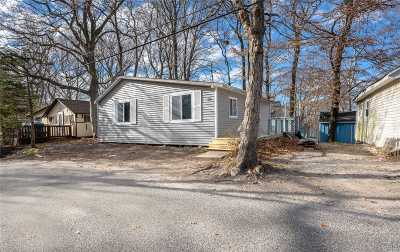 Baiting Hollow Single Family Home For Sale: 24 Anchor Path