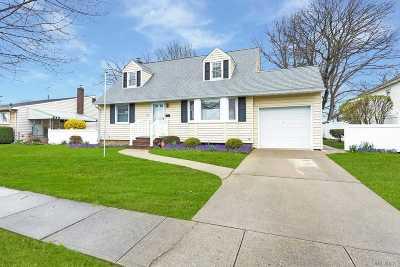 Farmingdale Single Family Home For Sale: 121 Plitt Ave