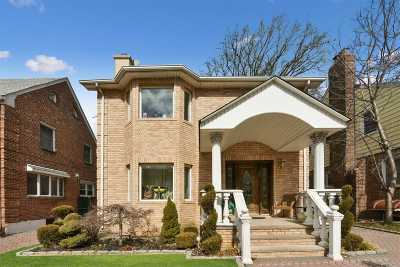 Jamaica Estates Single Family Home For Sale: 185 43 80th Rd