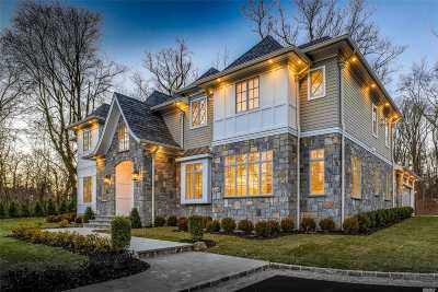 Manhasset Single Family Home For Sale: 31 Rock Hollow Rd