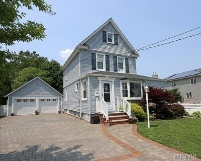 N. Merrick Single Family Home For Sale: 1847 Old Mill Rd