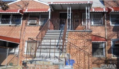 Brooklyn Multi Family Home For Sale: 549 E 83rd St