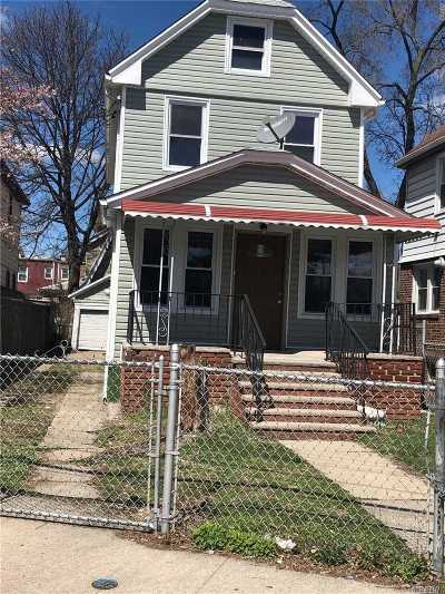 Jamaica Single Family Home For Sale: 187-05 Liberty Ave