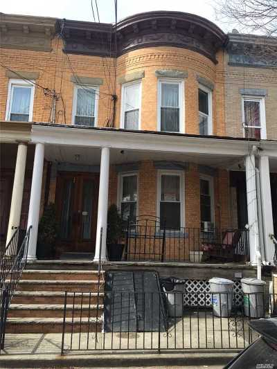 Woodhaven Multi Family Home For Sale: 87-10 85th St