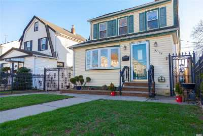 Queens Village Single Family Home For Sale: 91-14 216th St