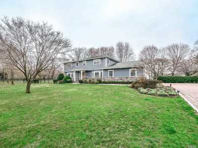 Glen Head Single Family Home For Sale: 5 Wedgewood Ct