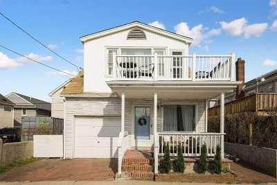 E Atlantic Beach NY Single Family Home For Sale: $599,000