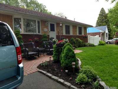 Commack Single Family Home For Sale: 6 Dorothea St