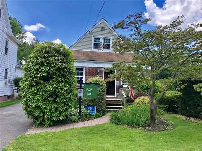 Floral Park Single Family Home For Sale: 122 Carnation Ave