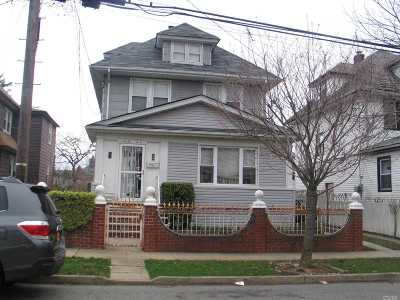 Queens Village Single Family Home For Sale: 108-27 217th Pl