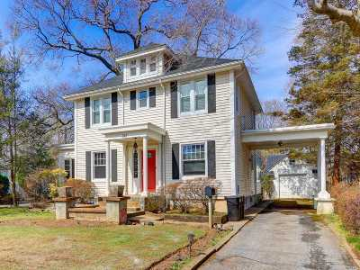 W. Hempstead Single Family Home For Sale: 547 Elm St