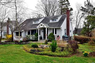 E. Northport Single Family Home For Sale: 5 Elton Dr