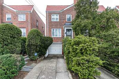Flushing Single Family Home For Sale: 45-18 172nd St