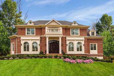 Great Neck Single Family Home For Sale: 26 Henhawk Rd