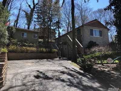 Sound Beach Single Family Home For Sale: 10 Huntington Rd