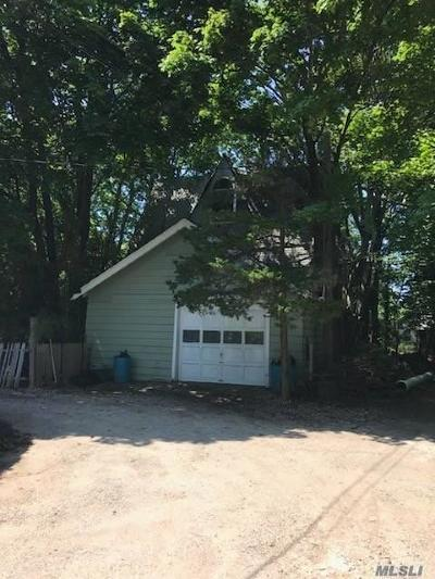 Central Islip Single Family Home For Sale: 315 Half Mile Rd