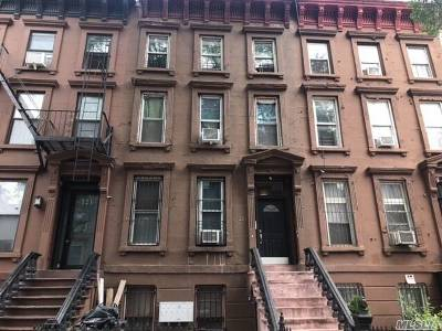 Brooklyn Multi Family Home For Sale: 123 Albany Ave