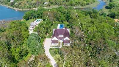 Sag Harbor Single Family Home For Sale: 24 Ezekills Holw