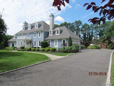 Manorville Single Family Home For Sale: 46 Chateau Dr