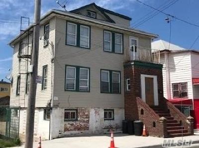 Far Rockaway Multi Family Home For Sale: 311 Beach 46th St