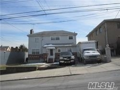 Whitestone Single Family Home For Sale: 150-50 10th Ave