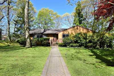 E. Setauket Single Family Home For Sale: 10 Musket Pl