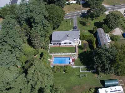 Calverton Multi Family Home For Sale: 2023 River Rd