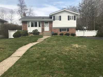 Commack Single Family Home For Sale: 3 Waner St