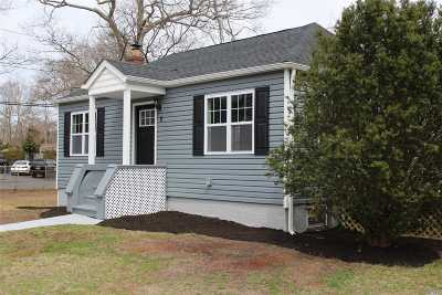 Shirley Single Family Home For Sale: 5 Olive Ln