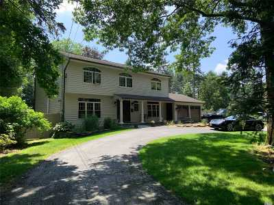 Syosset Single Family Home For Sale: 184 Cold Spring Road Rd