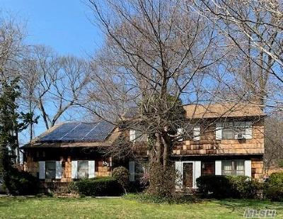 Dix Hills Single Family Home For Sale: 105 N Truxton Rd