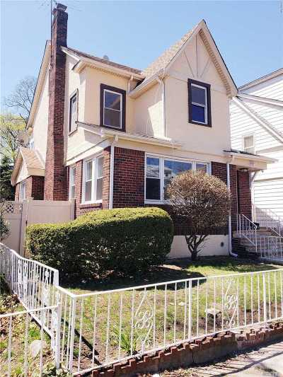 Jamaica Multi Family Home For Sale: 108-28 172nd St