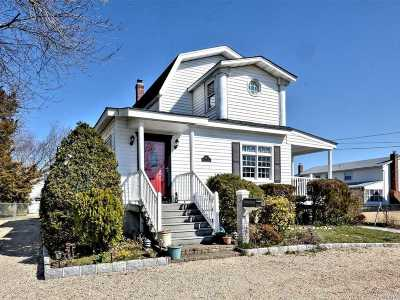Babylon Single Family Home For Sale: 47 Virginia Rd