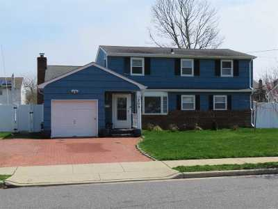 Massapequa Single Family Home For Sale: 209 Division Ave