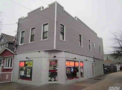 Ozone Park Multi Family Home For Sale: 94-02 78th St