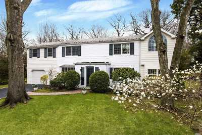 Great Neck Single Family Home For Sale: 13 Polo Field Ln