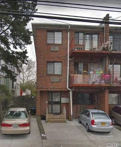 Flushing Multi Family Home For Sale: 132-56 60th Ave